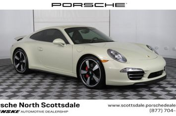 2014 911 2dr coupe 50th anniversary edition