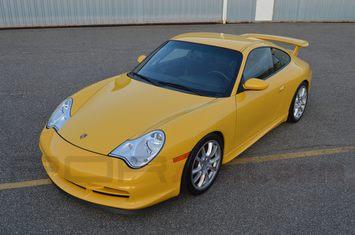 2004 porsche 911 gt3 clubsport