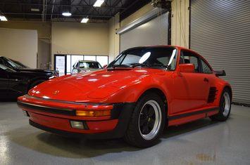 1987 911 slantnose