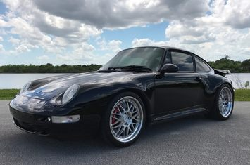1996 993 twin turbo