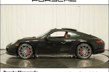2017 911 carrera s coupe