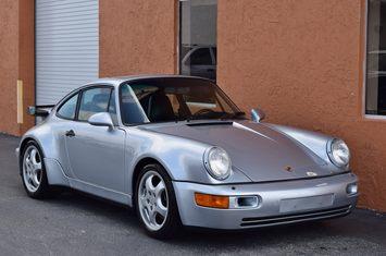 1992 porsche 911 turbo 964