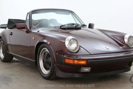1984 carrera cabriolet 1
