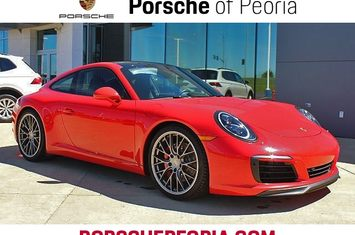 2017 911 carrera s