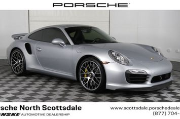 2014 911 2dr coupe turbo s