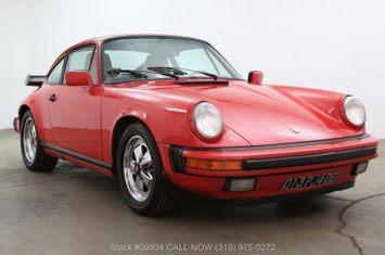 1987 carrera sunroof coupe