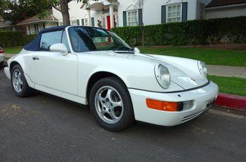 1992 911 c2 cabriolet