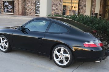 1999 carrera coupe