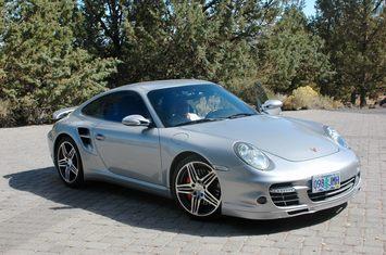2008 911 turbo