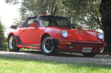 1985 m 491 carrera cabriolet