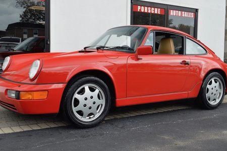 1991 carrera 4 coupe