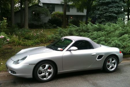 2002 boxster s