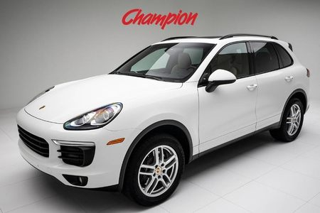 2017 porsche demo sale cayenne