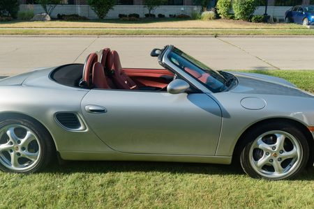 1997 boxster
