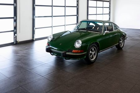 1973 911 s coupe