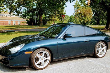 2003 porsche carrera 911
