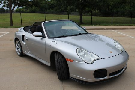2004 911 turbo cabriolet