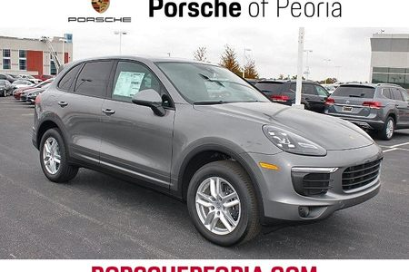 2018 Cayenne Base picture #1