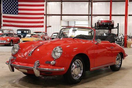 1965 356 C C picture #1