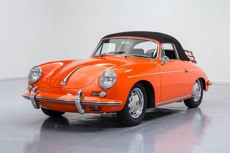 1965 356 C Cabriolet C Cabriolet picture #1