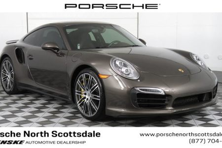 2015 911 2dr Coupe Turbo S picture #1