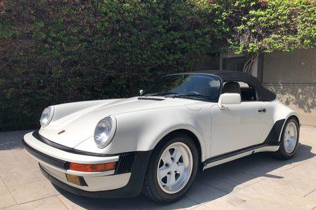 1989 Porsche Speedster picture #1