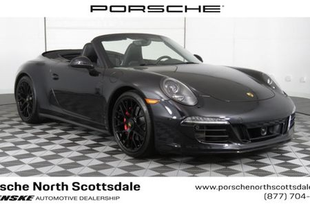 2015 911 2dr Cabriolet Carrera 4 GTS picture #1