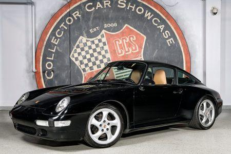 1997 Porsche 911 Carrera S Coupe picture #1