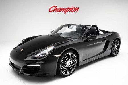 2016 Porsche Boxster Black Edition picture #1