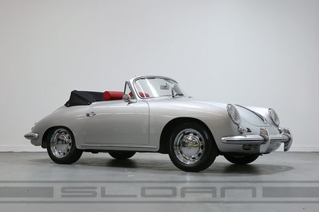 1962 356B Cabriolet picture #1