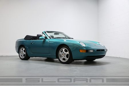 1993 968 Cabriolet picture #1
