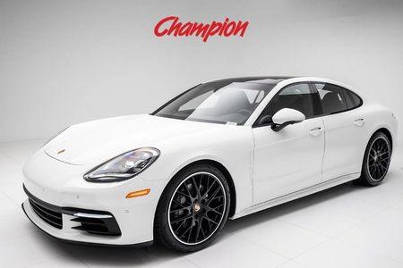 2018 Porsche Demo Sale Panamera 4S picture #1