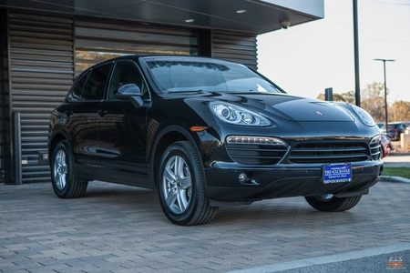 2014 Porsche Cayenne Base picture #1