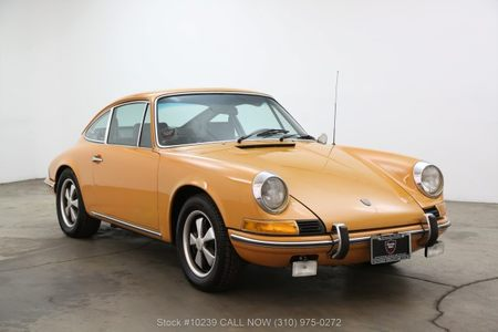 1969 911T Coupe picture #1