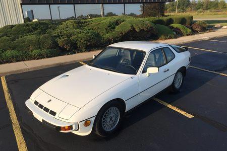 1980 924 Turbo picture #1