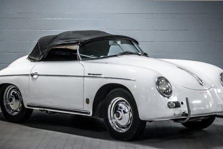 1957 356 A Speedster Speedster picture #1