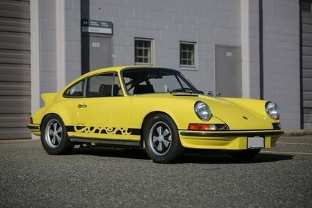 1973 911 Carrera RS picture #1