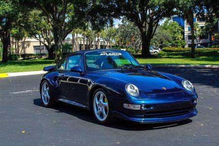 1997 911 Turbo Special Wishes Turbo Special Wishes picture #1