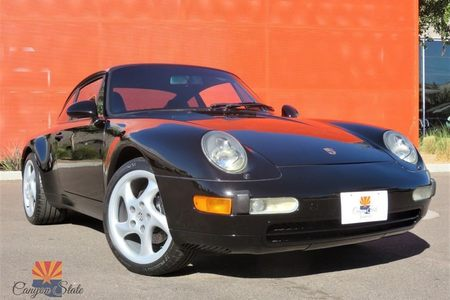 1996 911 Carrera 2dr Coupe 2 2dr Coupe 2 picture #1