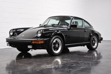 1978 911SC Coupe Coupe picture #1