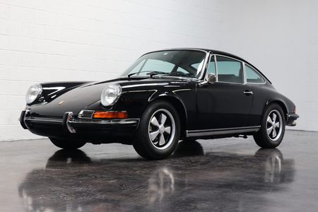 1971 911S Coupe Coupe picture #1
