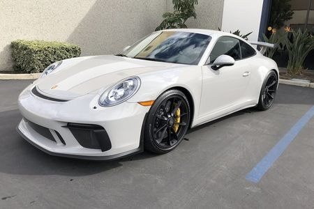 2018 911 GT3 GT3 picture #1