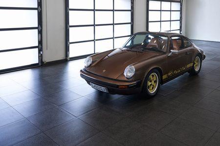 1974 911 2.7 MFI Euro picture #1