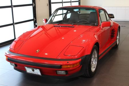 1987 911 Turbo Slantnose picture #1