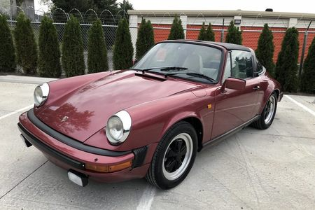 1983 911SC Targa picture #1