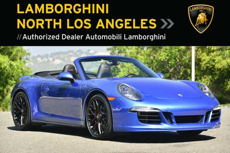 2015 911 GTS Cabriolet picture #1