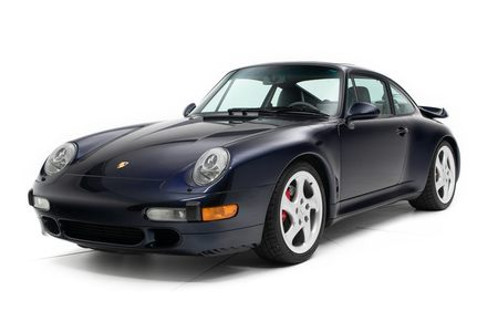 1996 911 Carrera 2dr Carrera Turbo Cpe 2dr Carrera Turbo Cpe picture #1