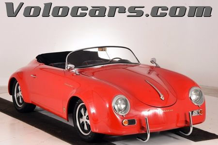 1957 356 C Speedster picture #1