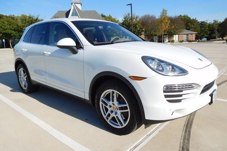 2013 Cayenne AWD Tiptronic AWD Tiptronic picture #1