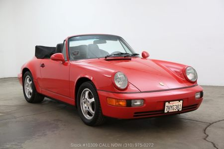 1993 964 Cabriolet picture #1